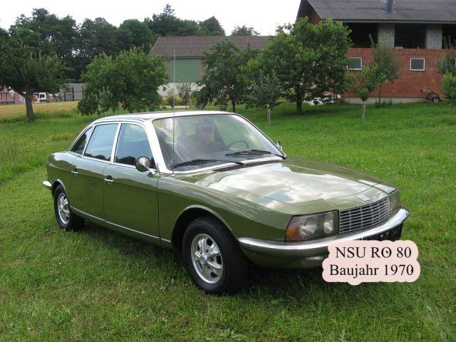 R - Ro 80